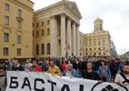 Belarus, último país do mundo onde a KGB ainda está na ativa e reprime protestos - AFP