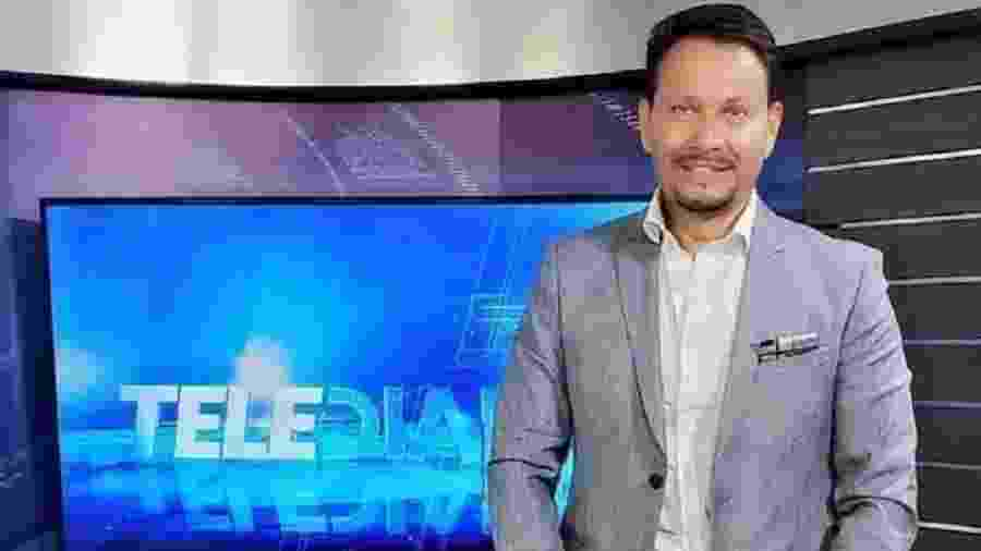 Arturo Alba Medina, apresentador de programa no México - Reprodução/El Universal