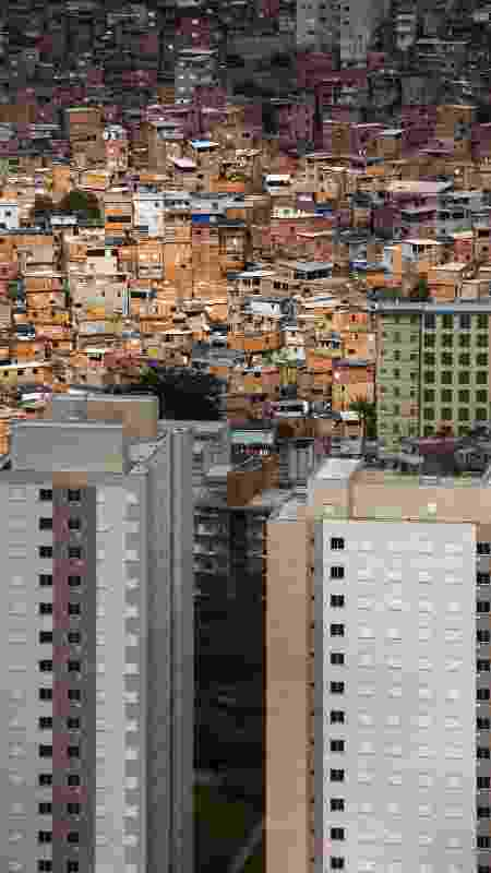 Paraisópolis - Johnny Miller/Unequal Scenes - Johnny Miller/Unequal Scenes