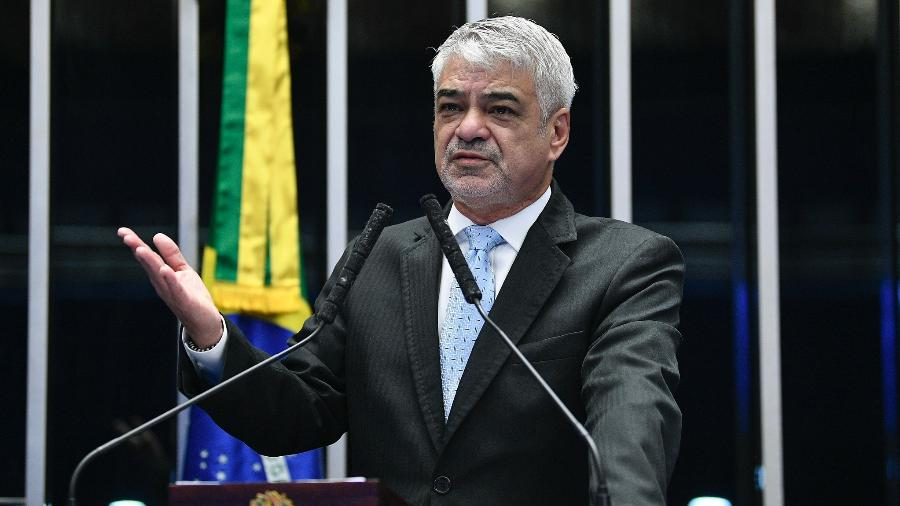 """Senador Humberto Costa disse que ex-ministros """"não terão vida boa na CPI"""" - Pedro França/Agência Senado"""
