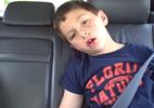 Hit dos anos 2000, meme de garoto anestesiado é leiloado por R$ 70 mil (Foto: Reprodução/YouTube)