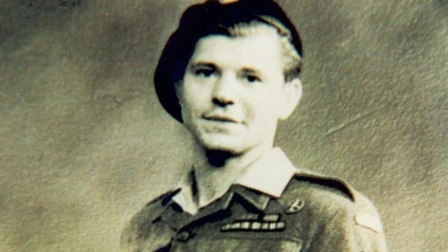 Stanislaw Chrzanowski viveu na Polônia durante a ocupação alemã - BBC