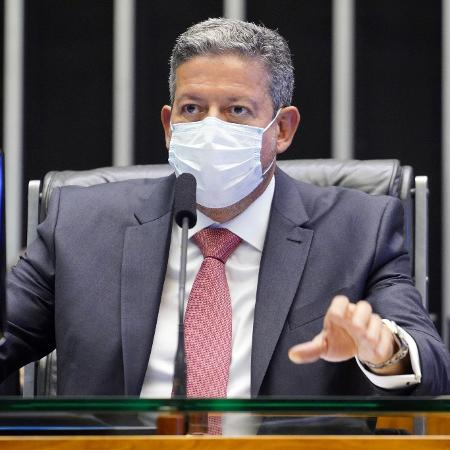 O presidente da Câmara, Arthur Lira (PP-AL) - Pablo Valadares/Câmara dos Deputados