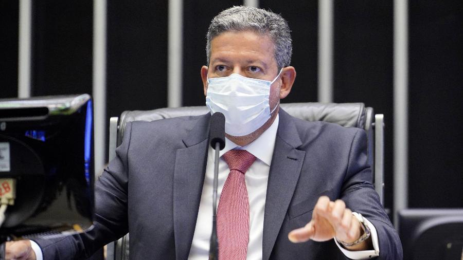 Presidente da Câmara, Arthur Lira, falou sobre o Imposto de Renda e a reforma tributária - Pablo Valadares/Câmara dos Deputados