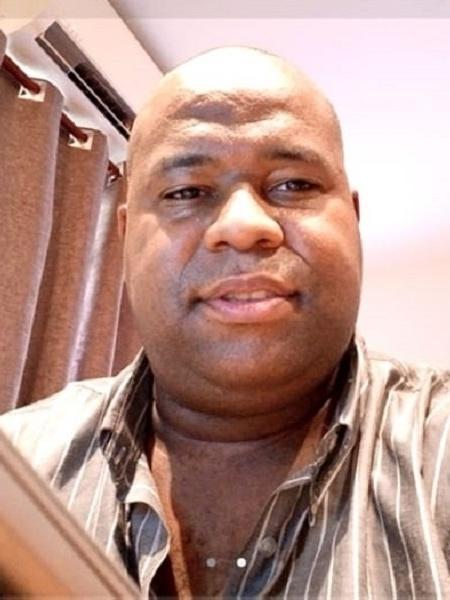 Victor de Jesus Lourenço, 37, está esperançoso para fazer Enem 2021 - Arquivo pessoal