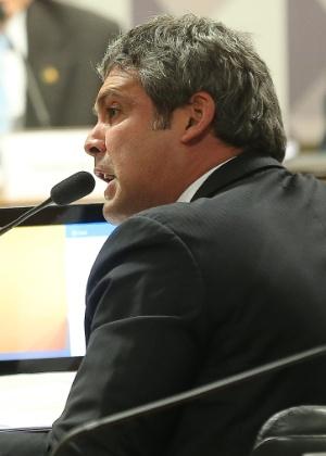 O senador Lindbergh Farias (PT-RJ)