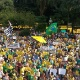 Líder do Vem Pra Rua minimiza baixa adesão e cobra posição de Temer - Nivaldo Souza/ UOL