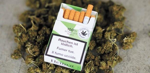 Supermercado da Suíça já começou a vender cigarros de maconha Heimat