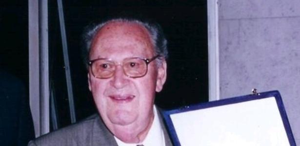 Professor Oswaldo Melantonio  - Arquivo pessoal