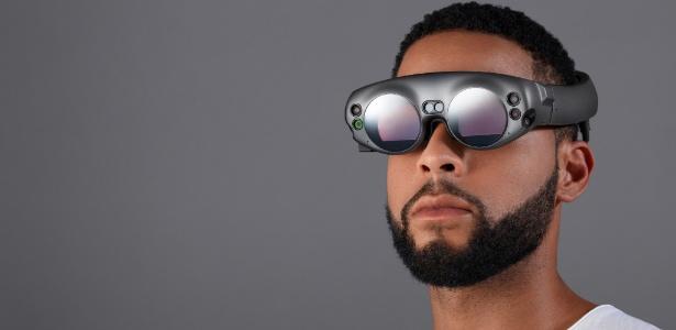 Magic Leap mostrou recentemente seu primeiro modelo de óculos