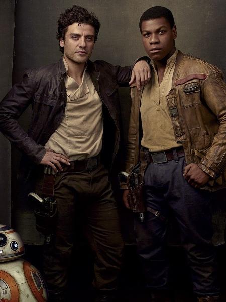 """""""Star Wars: Os Últimos Jedi"""" - Divulgação"""