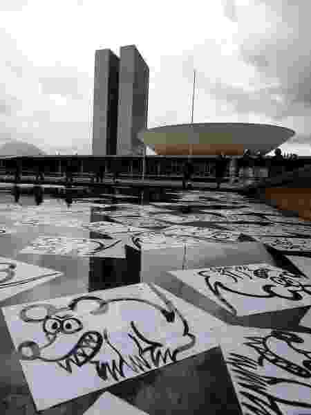Esplanada dos Ministérios e Congresso Nacional, em Brasília - Pedro Ladeira - 4.dez.2016/Folhapress - Pedro Ladeira - 4.dez.2016/Folhapress