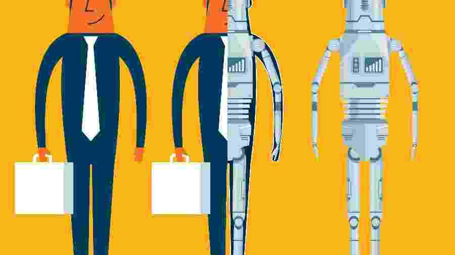 Robôs que substituem pessoas e fingem ser seres humanos não são raridade na internet - Getty Images