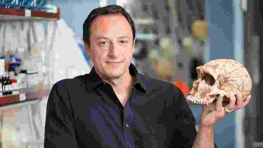 O cientista brasileiro Alysson Muotri, um dos autores dos estudos com organoides cerebrais na Universidade da Califórnia - Muotri Lab/UC San Diego