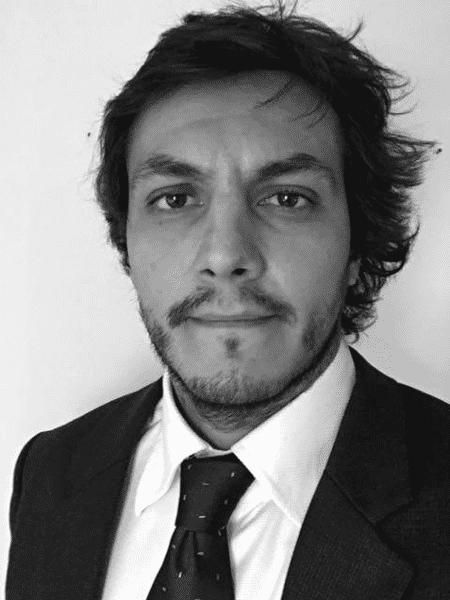 O novo colunista do UOL, Marcos Silveira - Reprodução