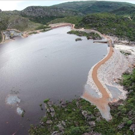 A PCH Serra das Agulhas, da Omega Geração - Reprodução/Site Omega