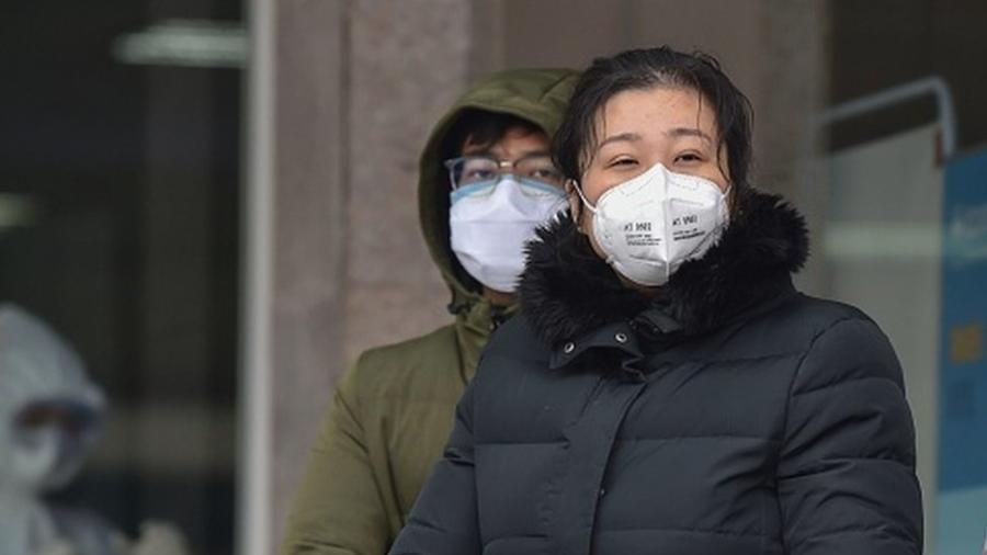 Wuhan, epicentro do surto de coronavírus, está isolada desde 23 de janeiro - Getty Images