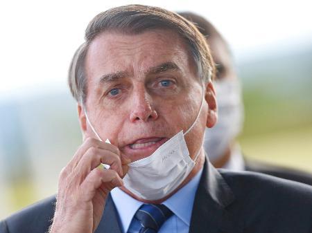 """Bolsonaro volta a postar vídeo no qual Alexandre Moraes fala de """"liberdade"""" -"""