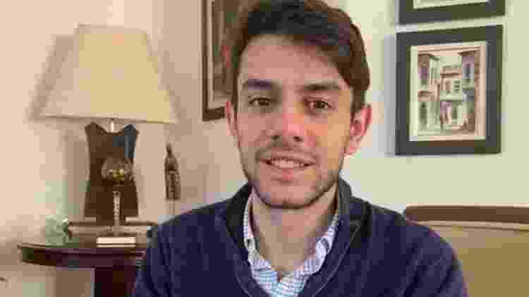O estudante Faissal Nemer criou o projeto em março - ARQUIVO PESSOAL - ARQUIVO PESSOAL