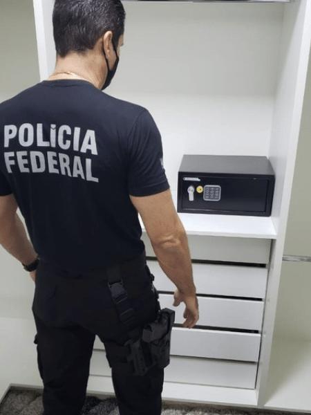 Operação Triuno, da Polícia Federal, investiga supostas propinas para auditores - Polícia Federal