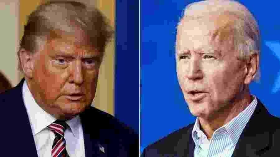 Trump sinalizou início de transição formal para o governo de Biden, que por sua vez comemorou novo passo dado - Reuters