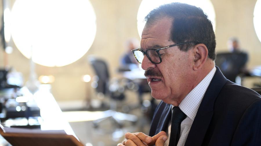 O presidente do STJ, ministro Humberto Martins - Rafael Luz/STJ