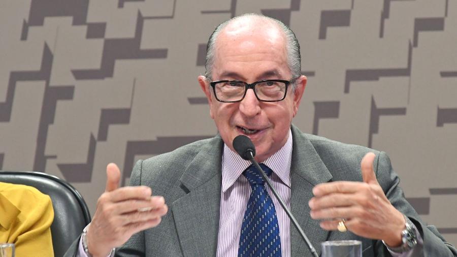 O ex-secretário especial da Receita Marcos Cintra é crítico da proposta de taxar lucros e dividendos de empresas - Waldemir Barreto/Agência Senado