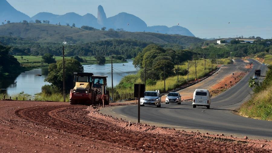 Para serviços e obras de duplicação de rodovias, deverá ser emitida Licença por Adesão e Compromisso - Divulgação/Leonardo Duarte / Secom-ES