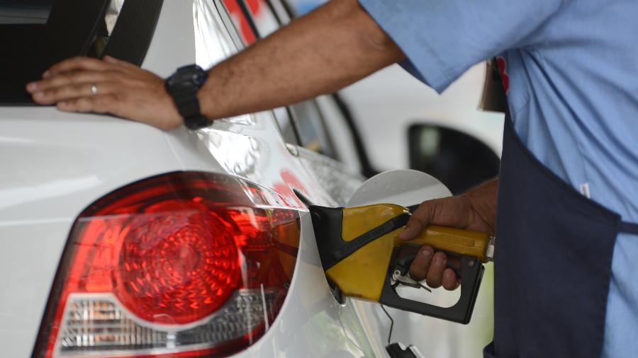 Valor da gasolina nos postos do Brasil tem avançado ininterruptamente desde a primeira semana de agosto - Adriano Ishibashi/Framephoto/Estadão Conteúdo