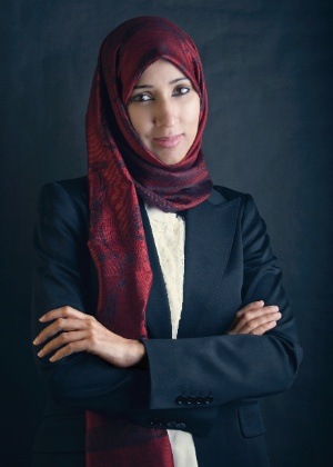 A ativista saudita Manal Al Sharif