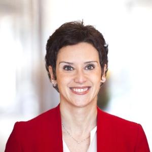 A economista Monica de Bolle - Divulgação