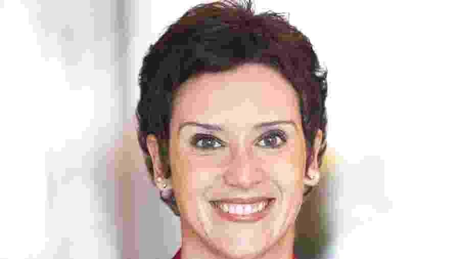 A economista Monica de Bolle, pesquisadora do Instituto Peterson de Economia Internacional, em Washington - Divulgação