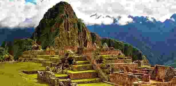 Machu Picchu - Reprodução - Reprodução
