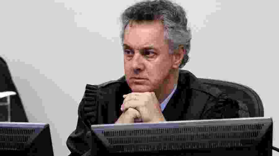 Desembargador João Pedro Gebran Neto no julgamento de recursos da Lava Jato na 8ª Turma do TRF4; em Porto Alegre, desembargadores julgam o ex-presidente Lula - Sylvio Sirangelo/TRF4