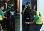 Evento com Bolsonaro na BA tem detector de metais e camisa de Ustra à venda - Kleyton Amorim/UOL