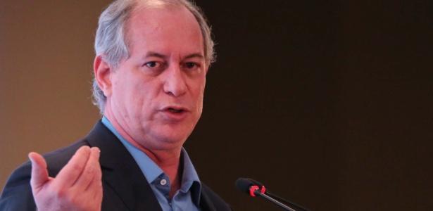 Ciro Gomes participa de evento com presidenciáveis em Brasília