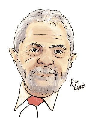 Ilustração Lula -  -