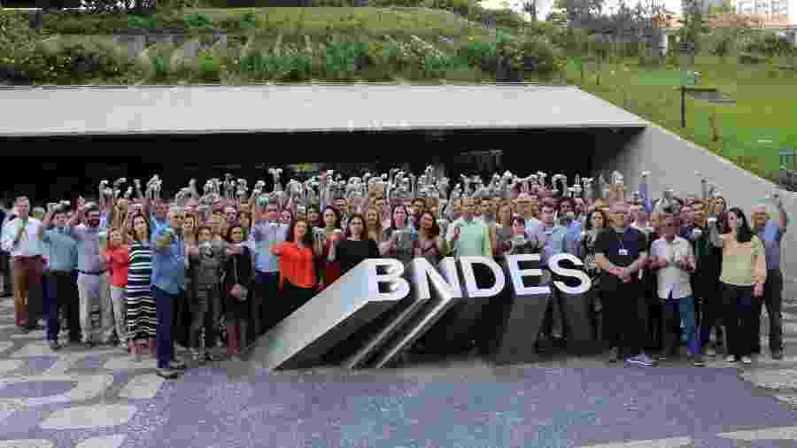A associação de funcionários do BNDES acompanha de perto essa nova onda de venda de ações - Divulgação/AFBNDES