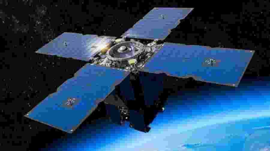 O sistema de Relógio Atômico do Espaço Profundo será testado durante um ano - Nasa/General Atomics Electromagnetic Systems