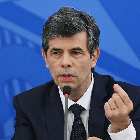 Nelson Teich, ministro da Saúde - EDU ANDRADE/FATOPRESS/ESTADÃO CONTEÚDO