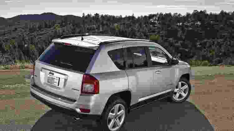 Jeep Compass 2011 - Divulgação  - Divulgação