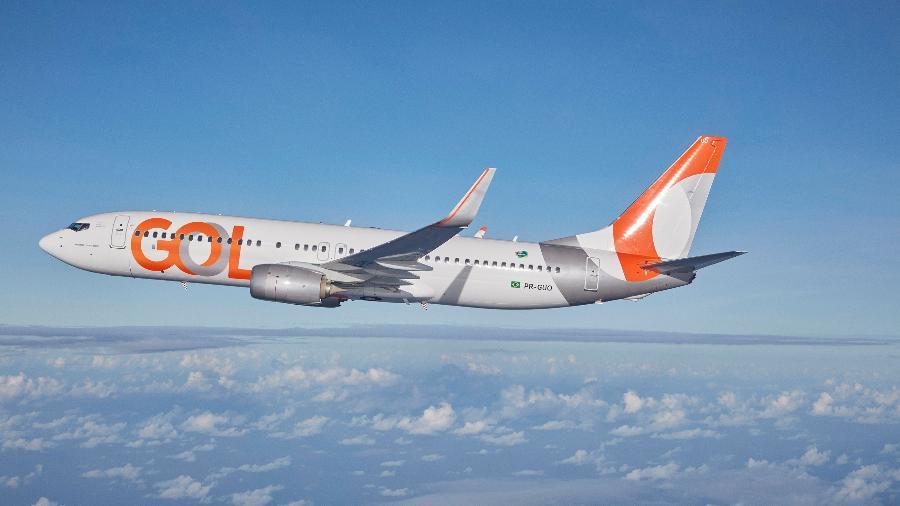 O governo federal poderá comprar R$ 100 milhões em passagens aéreas da companhia aérea Gol - Divulgação/Gol