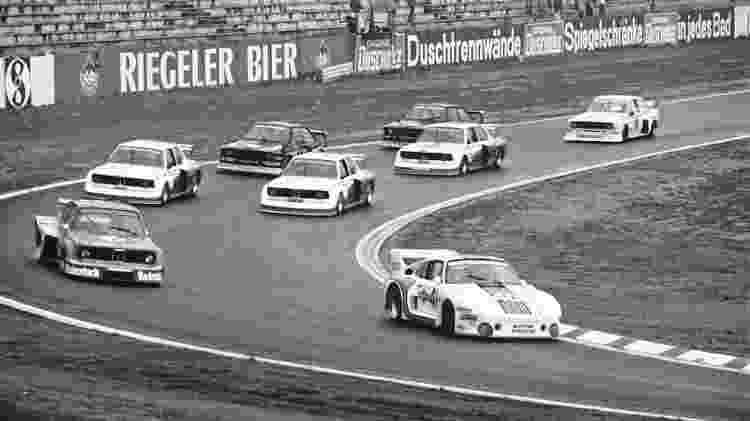 Porsche 935 pista ambiente  - Divulgação  - Divulgação