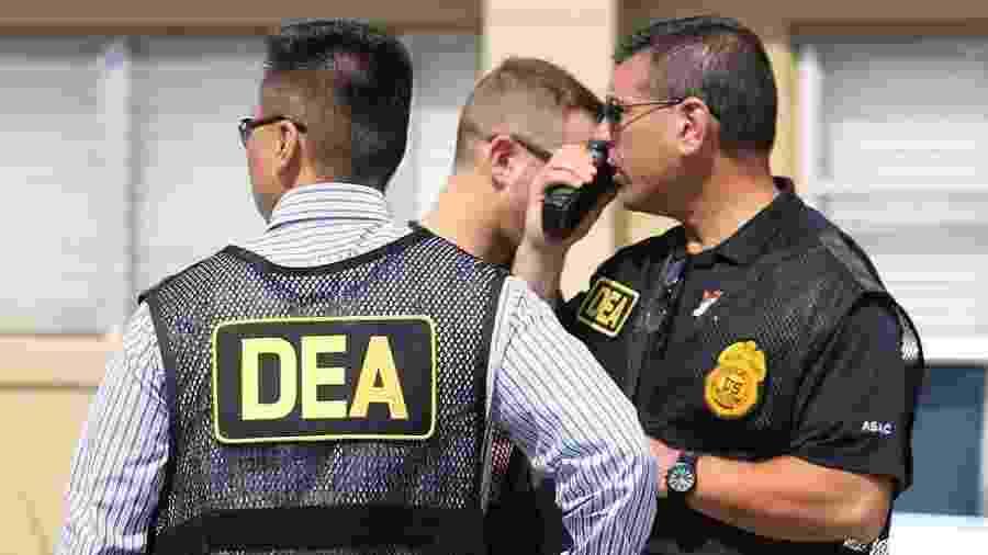 A DEA diz que os mexicanos estão presentes em toda a cadeia de distribuição de cocaína nos Estados Unidos, mas especialistas apontam que esse não é o caso - Getty Images