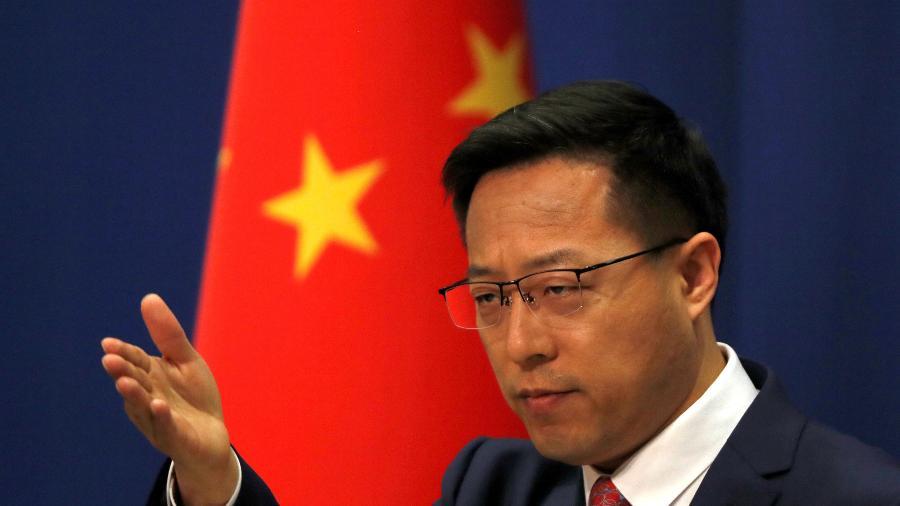 Zhao considerou que a aquisição de submarinos americanos contradiz os compromissos da Austrália em matéria de não proliferação nuclear - Reuters