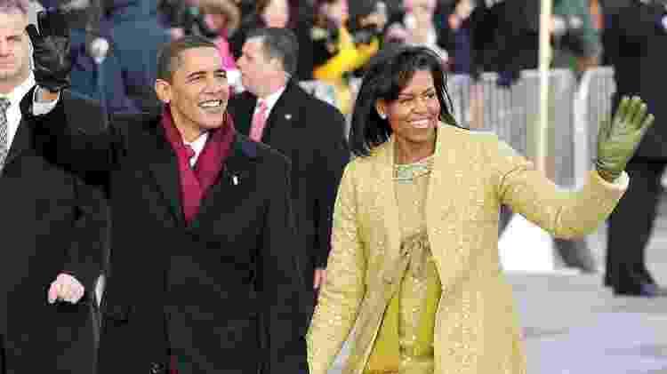 Quando Obama chegou à Casa Branca, alguns pensaram que uma fase política pós-racial estava começando nos Estados Unidos - Getty Images - Getty Images