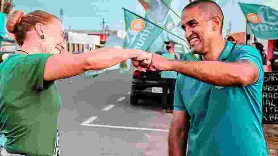 Com apoio de Teresa Surita, Arthur Henrique (MDB) é eleito prefeito - Reprodução/Facebook