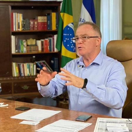 Renato Casagrande assinou carta com outros governadores em defesa do meio ambiente - Reprodução/Instagram