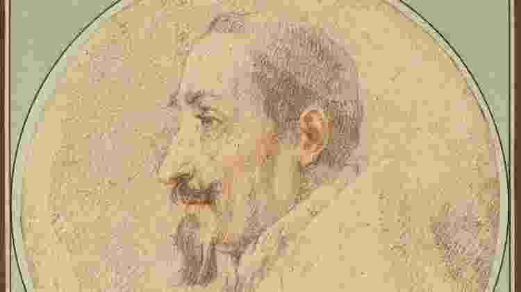 O endurecimento das regras impostas pelo papa Alexandre 7º foi gradual até chegar a um lockdown completo - Domínio Público - Domínio Público