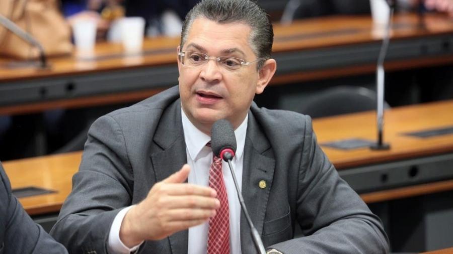 O deputado federal Sóstenes Cavalcante é membro da Frente parlamentar Evangélica - Divulgação / Agência Câmara